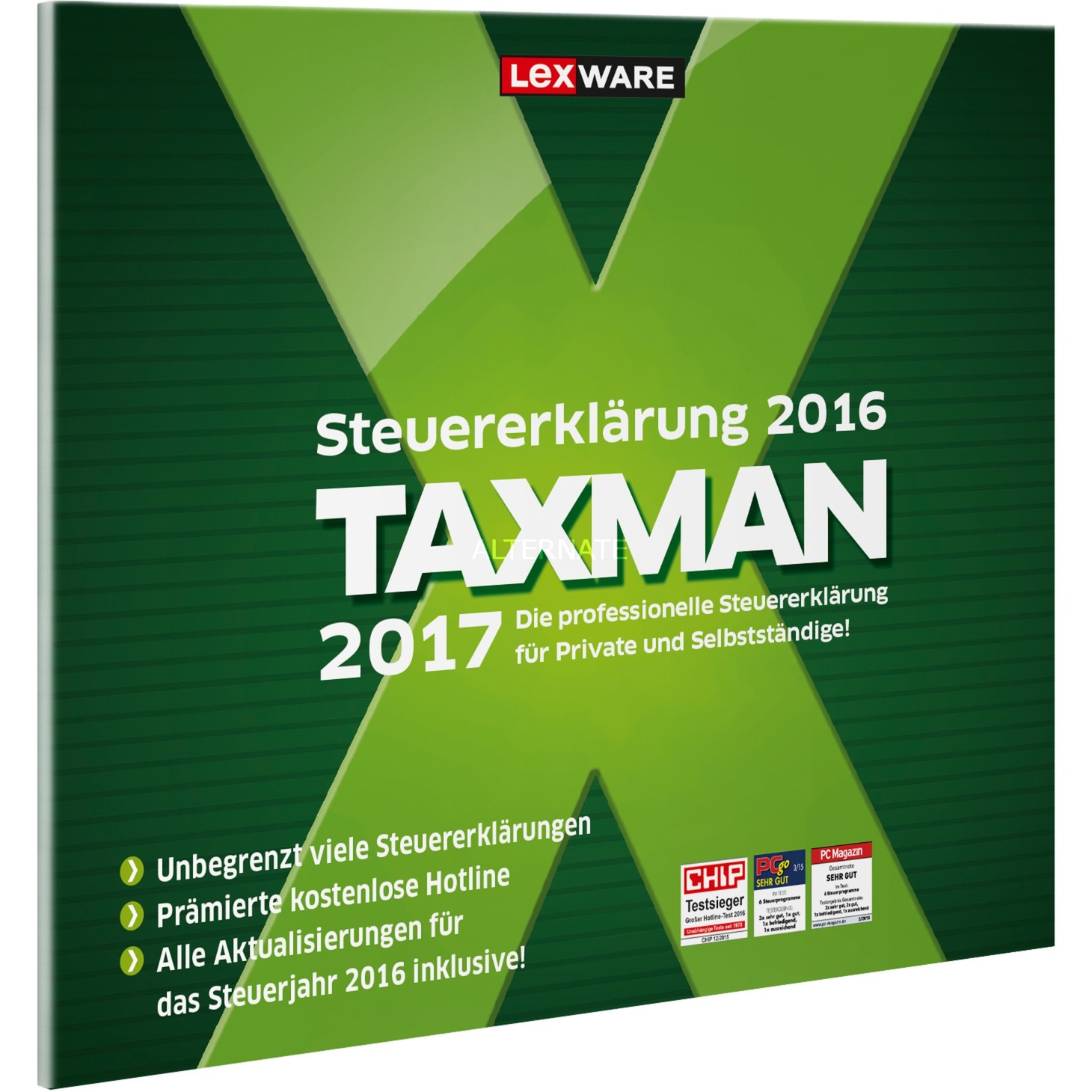Taxman 2017