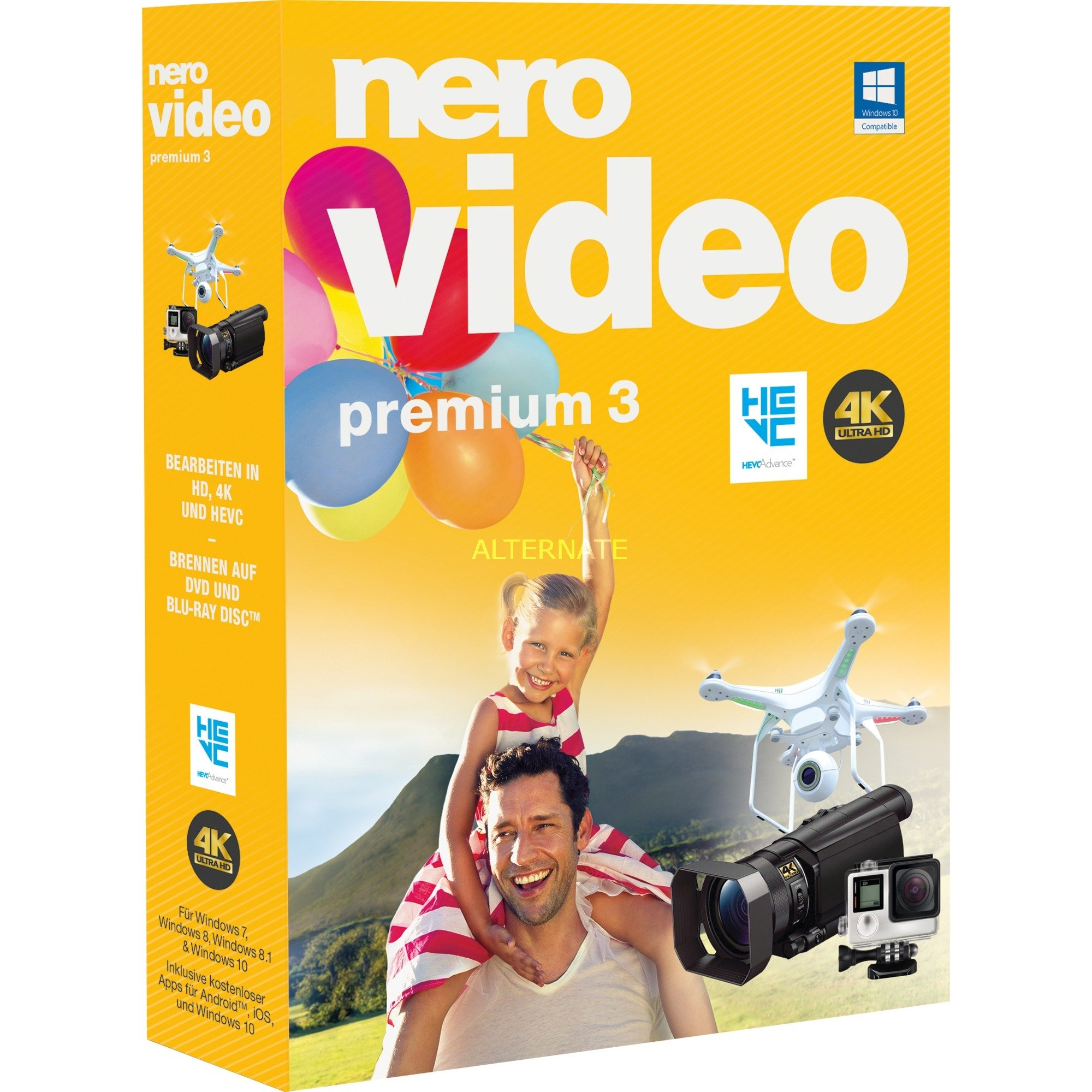 Video Premium 3, Software