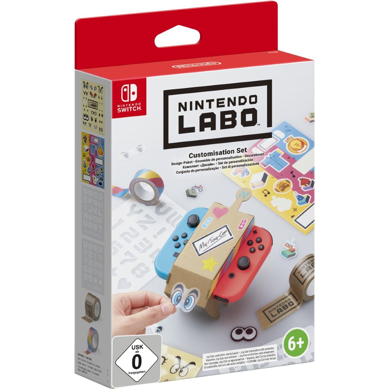 Nintendo Switch - Nintendo Labo Set de Personalización
