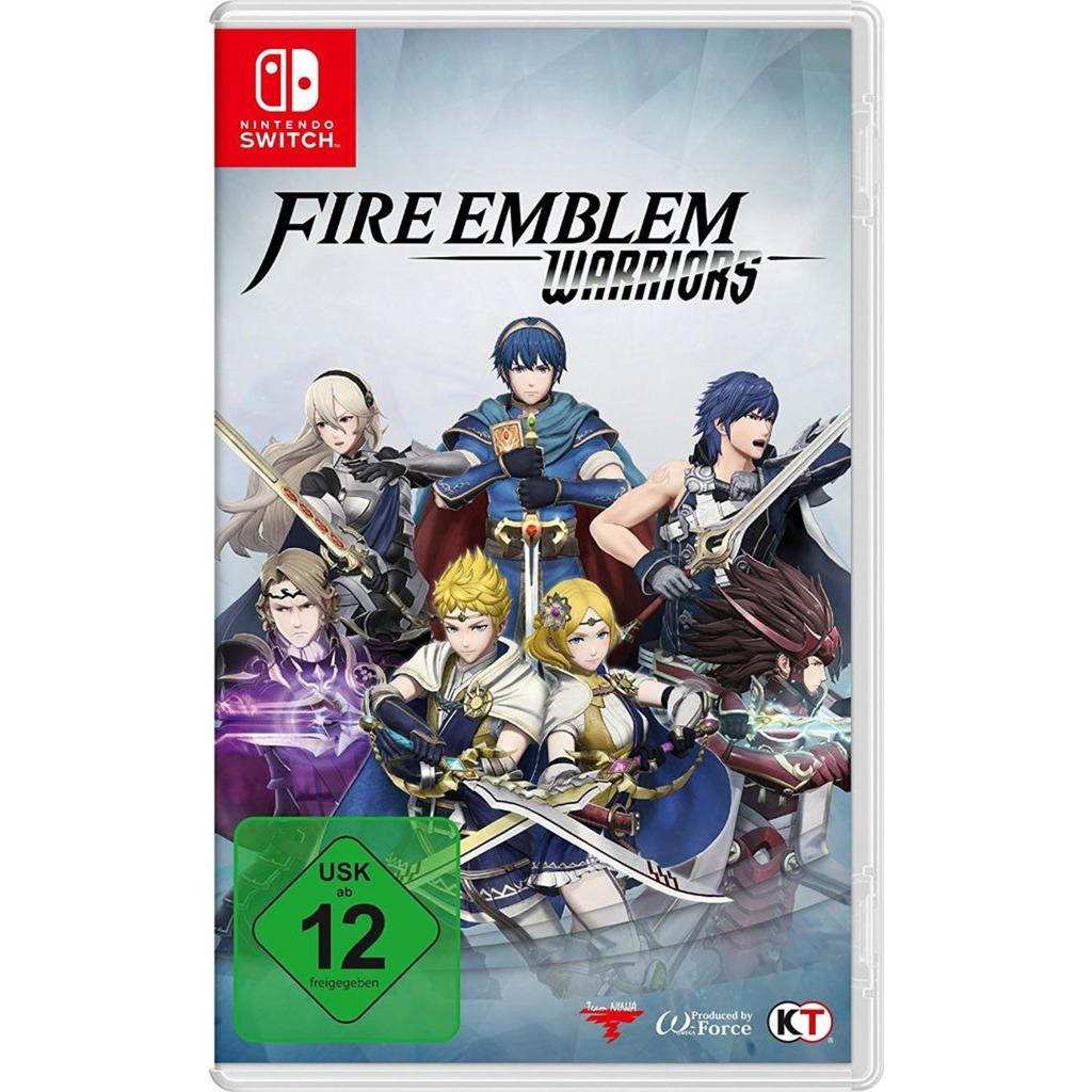 Fire Emblem Warriors Básico Nintendo Switch Plurilingüe vídeo juego
