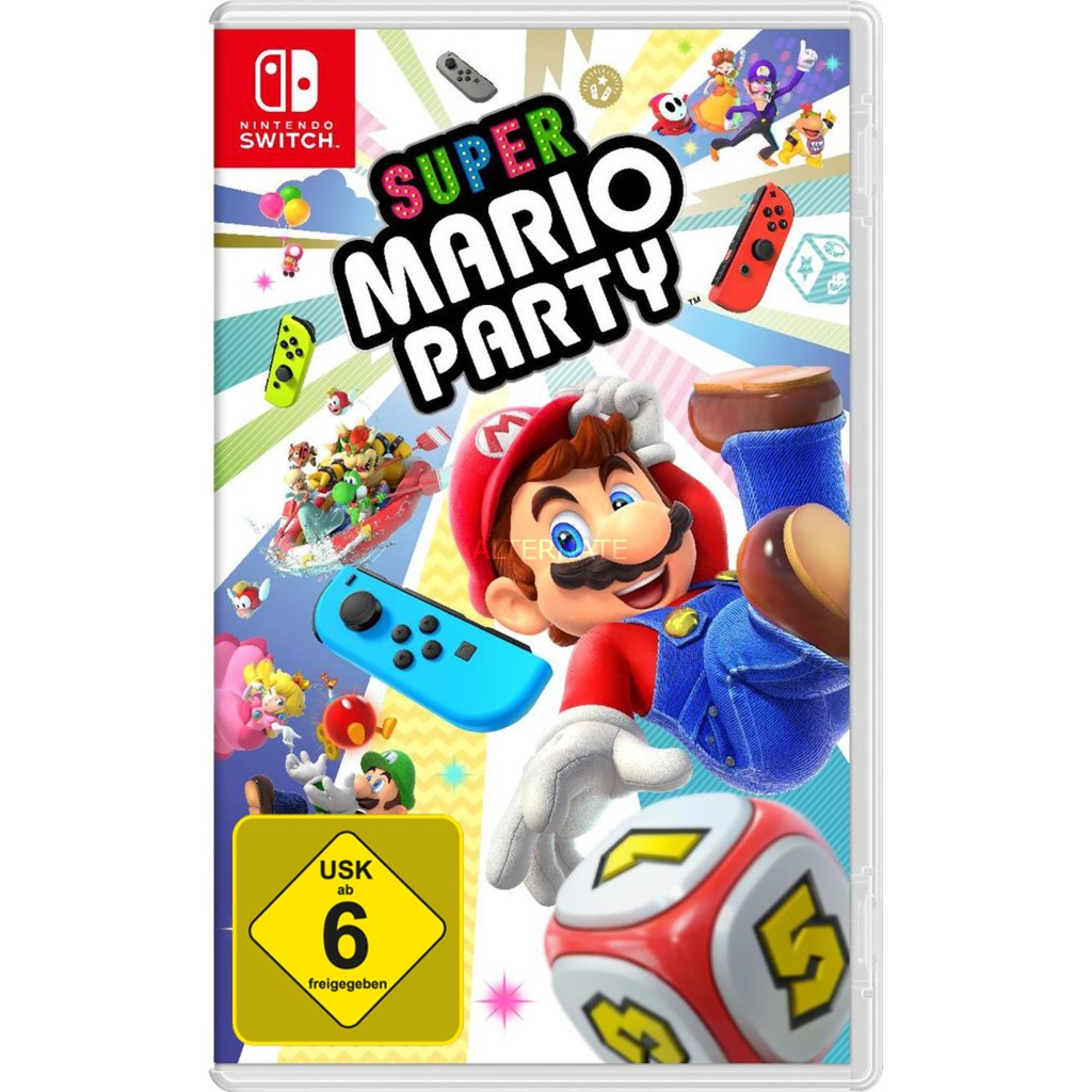 Nintendo Super Mario Party Switch Konsolen Spiele Switch Video