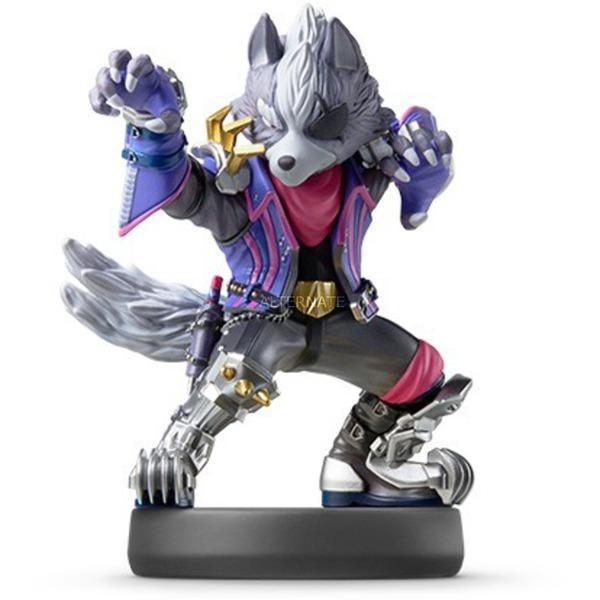 amiibo Smash Wolf, Muñecos