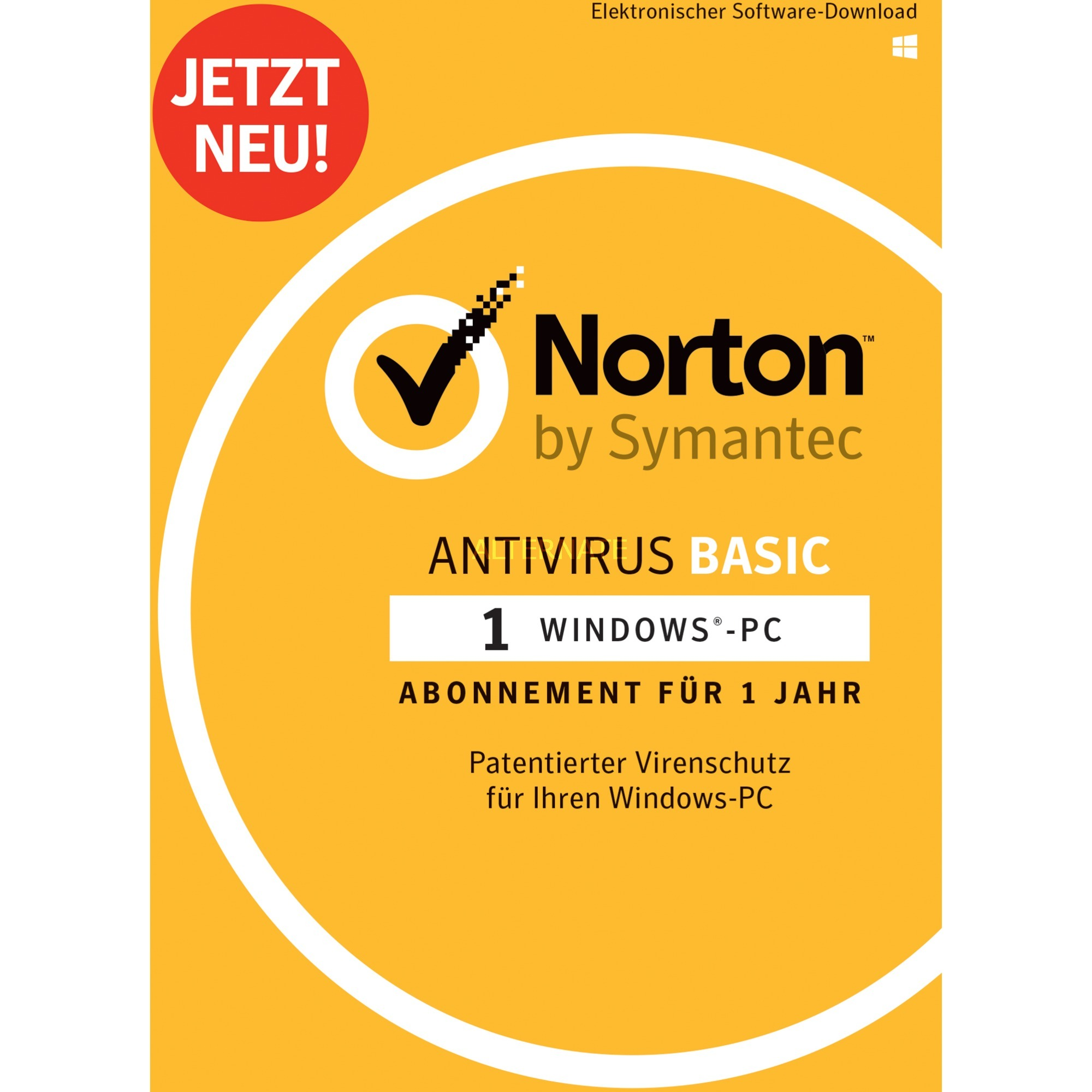 Antivirus Basic 1D, Software