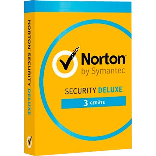 Norton Security Deluxe 3.0 Licencia completa 3 licencia(s) 1 año(s) Alemán, Software