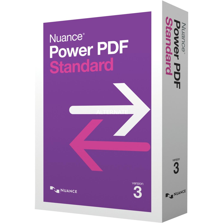Power PDF 3.0 Standard, Software