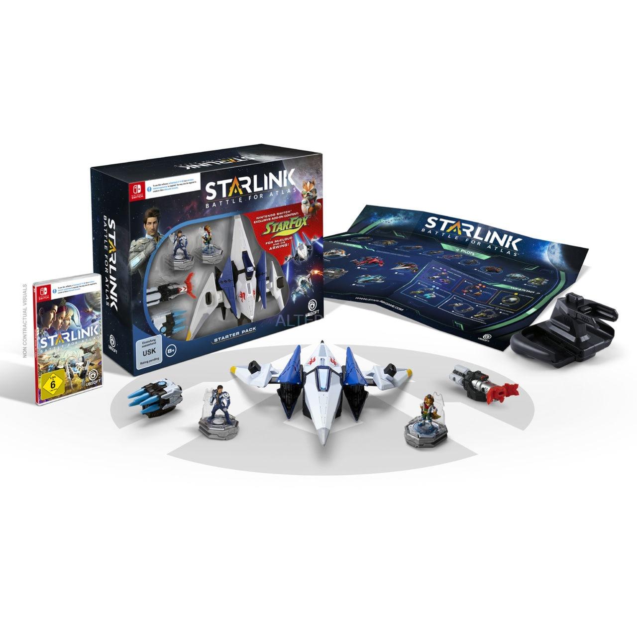 Starlink: Battle for Atlas - Starter Pack, Juego